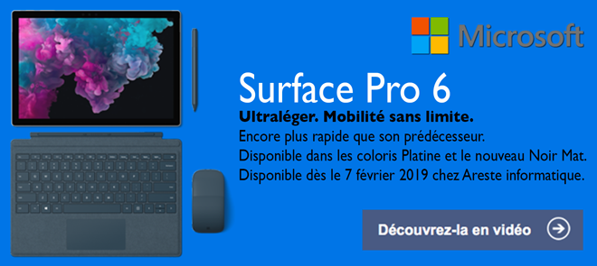 Surface Pro 6 2019